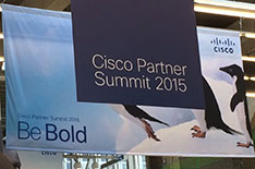 RTEL World at Cisco Global Partner Summit 2015