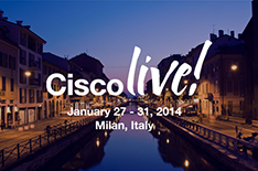 Cisco Live Milan